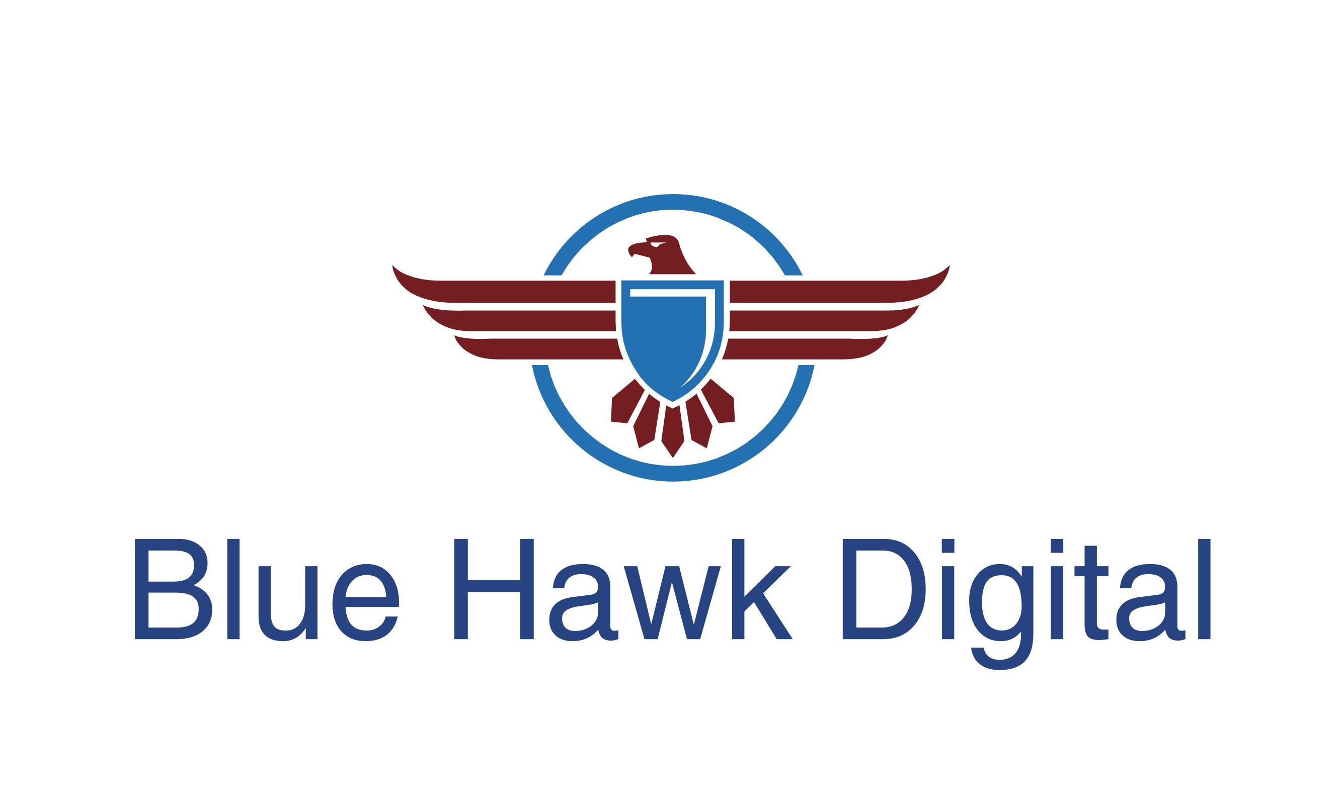 BlueHawkDigitalLogo
